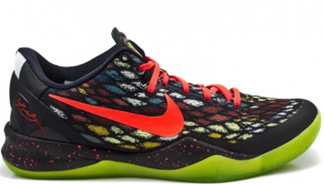 Nike Kobe 8 System Christmas Edition
