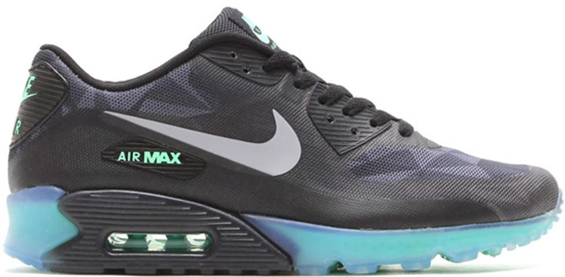 Nike Air Max \u0026#39;90 Ice Black/Cool Grey-Anthracite-Black