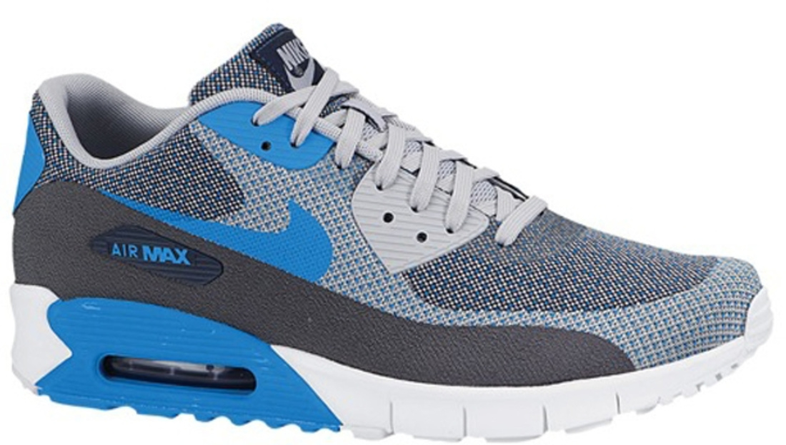 Nike Air Max \u0026#39;90 JCRD Wolf Grey/Photo Blue-Pure Platinum-Summit White | Nike | Sole Collector
