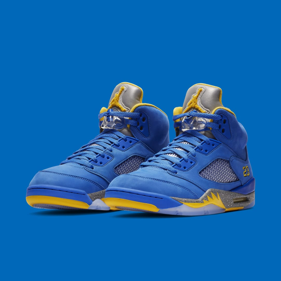 Release Date For The 2019 Laney Air Jordan 5s Has Been Pushed Back