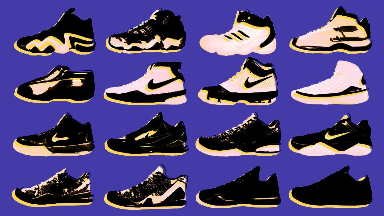 3d454c3942c Ranking Every Kobe Signature Sneaker