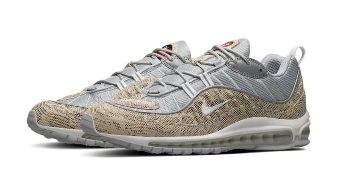 size 40 73159 f2b7c Nike Air Max 98 x Supreme