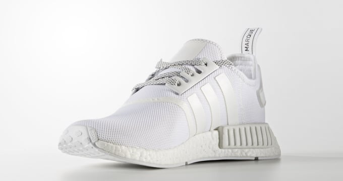 Adidas Nmd White Reflective Adidas Sole Collector