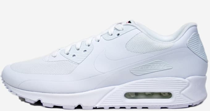 Nike Air Max '90 Hyperfuse QS USA White | Nike | Sole Collector