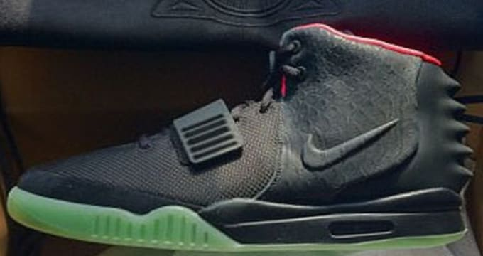 constante col china Continental  Nike Air Yeezy 2 NRG