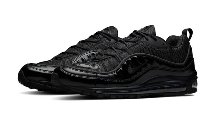 escarcha Profesión Generalizar  Nike Air Max 98 x Supreme