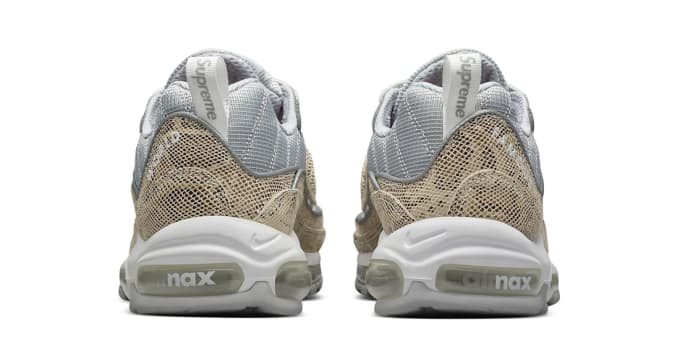 Nike Air Max 98 X Supreme Snakeskin Nike Sole Collector
