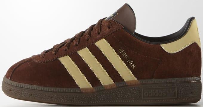 adidas Munchen SPZL Brown | Adidas | Sole Collector