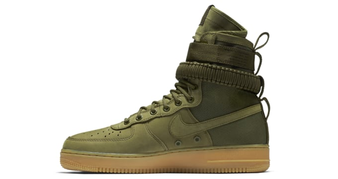 air force 1 verde oliva