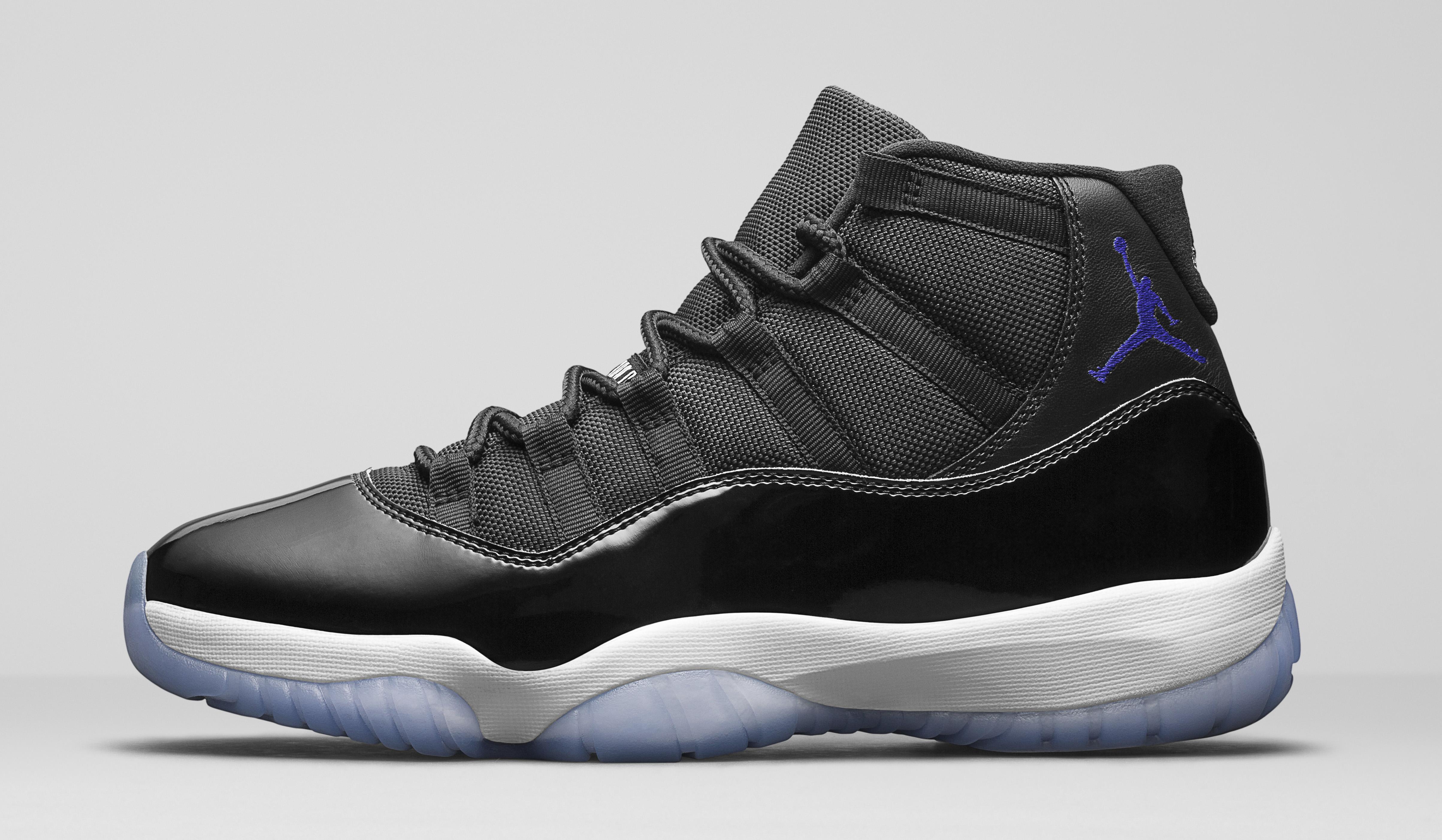 Image via Nike Jordan 11 Space Jam Profile e37ebb731