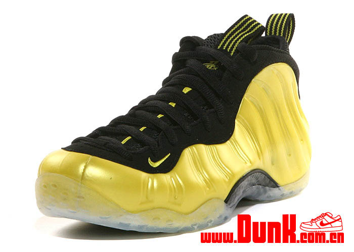 Nike Air Foamposite One Electrolime Golden State New 314996-330 (3)