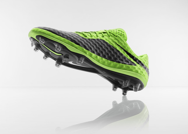 nike hypervenom flash lime all conditions control