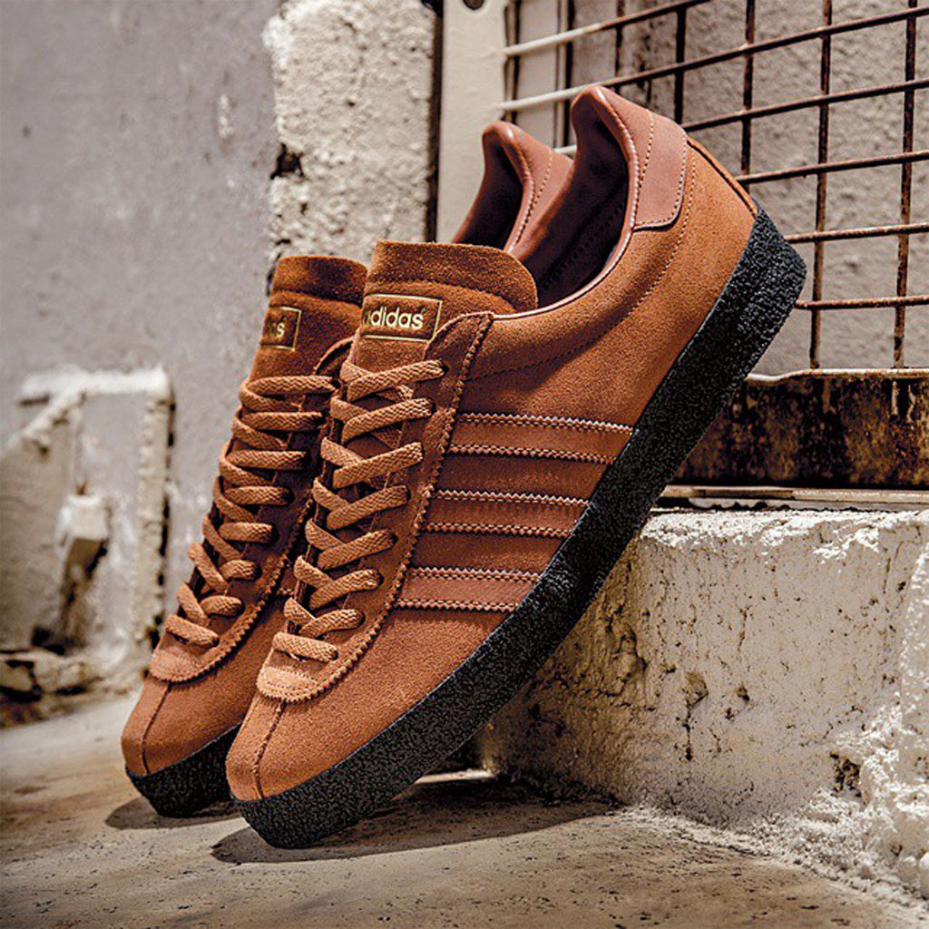 Oi Polloi and adidas Come Through with a Spezial Northern