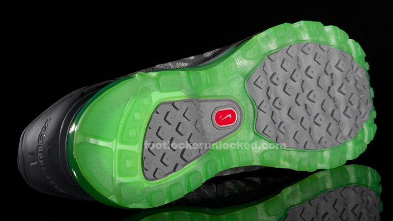 Nike Air Max 2011 - Cool Grey/Green | Sole Collector