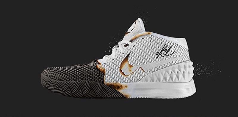 Burn Nike Shoes