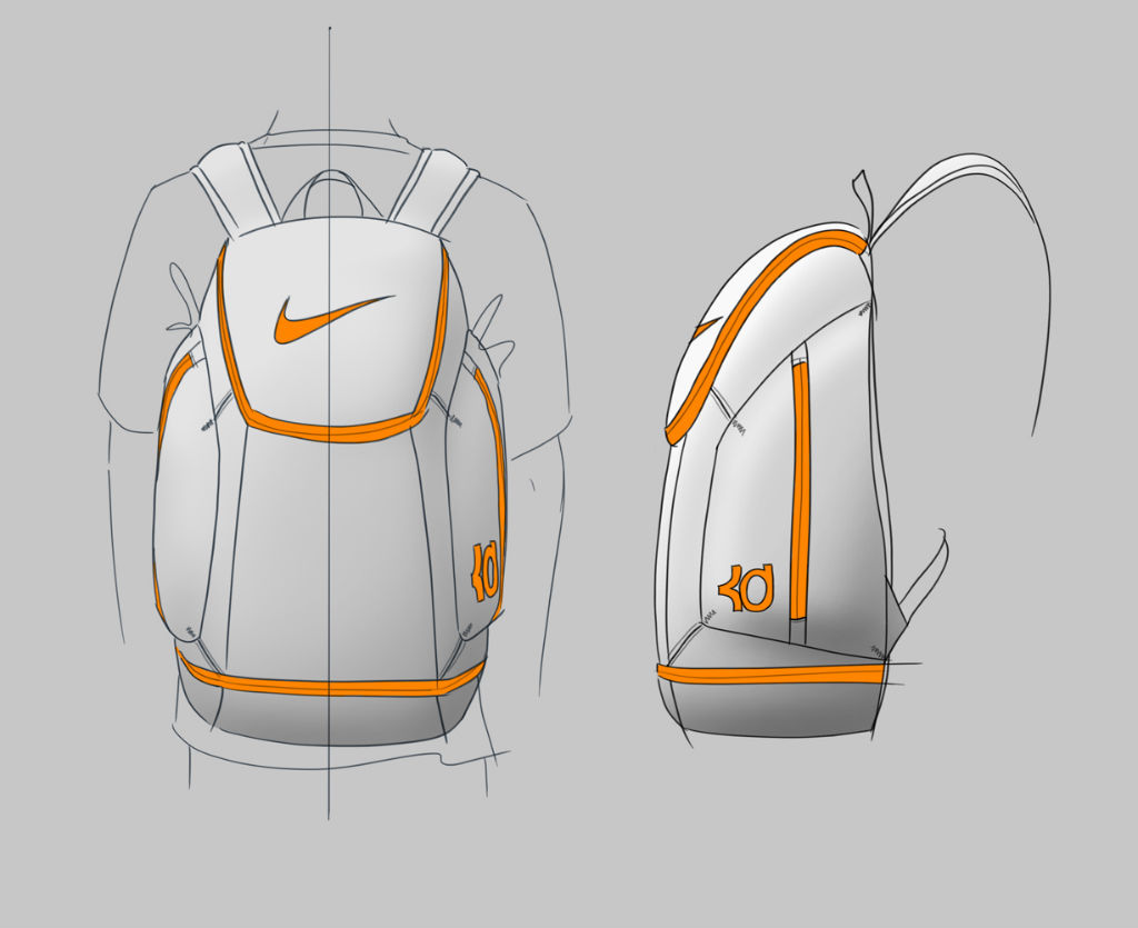 Kevin Durant's Nike Backpack: Inside Access (9)