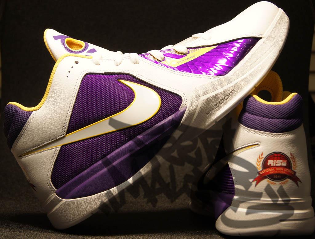 Nike Zoom KD III - ESPN RISE Team Exclusives  50af3e218