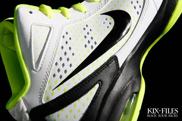Nike Air Max Destiny White Black Volt 454091-101 c66b93f09