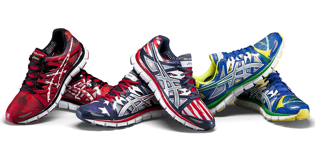 ASICS GEL-Blur 33 2.0 Flag Collection