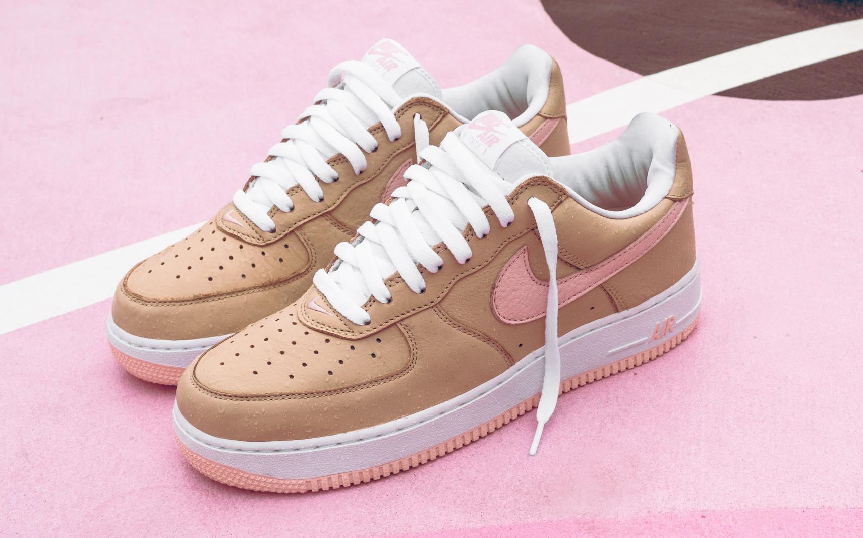 Nike Air Force 1 Linen 2016