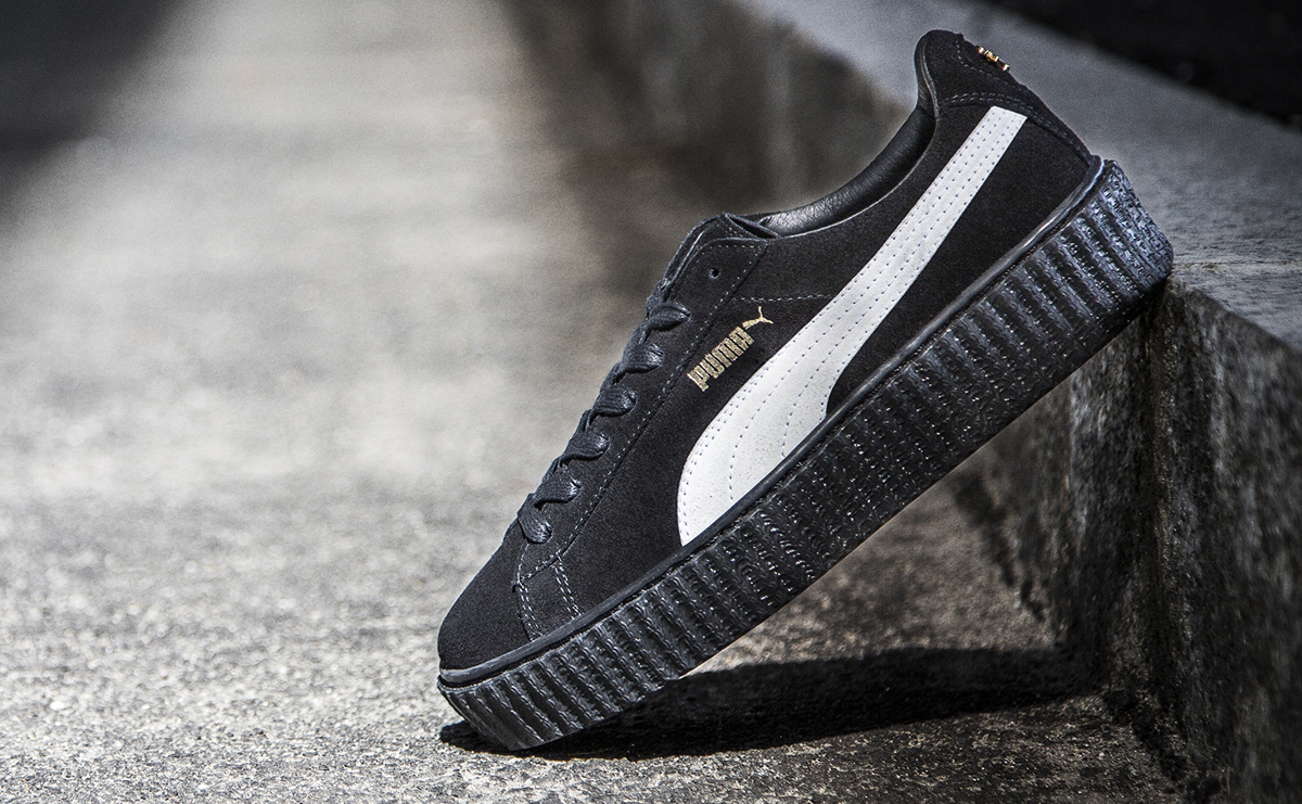 puma creepers rihanna shop
