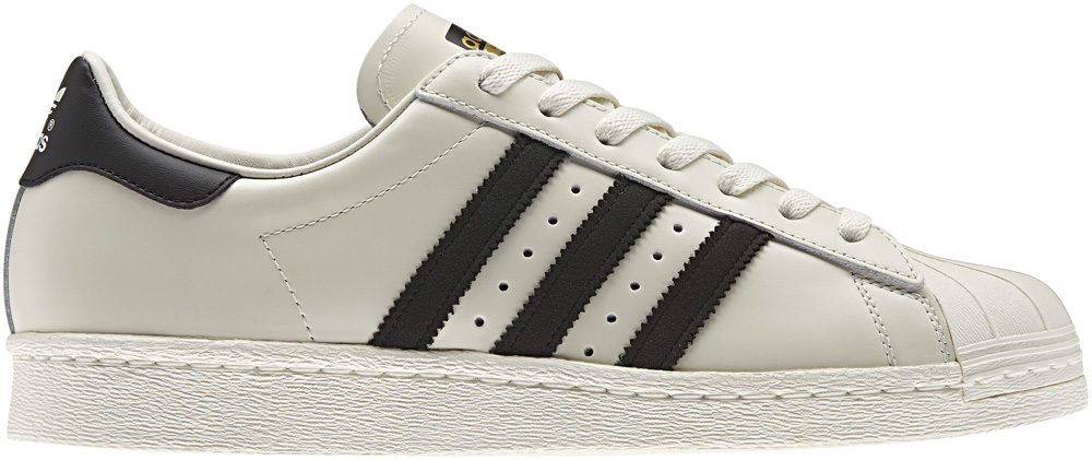 The adidas Originls Superstar 80s