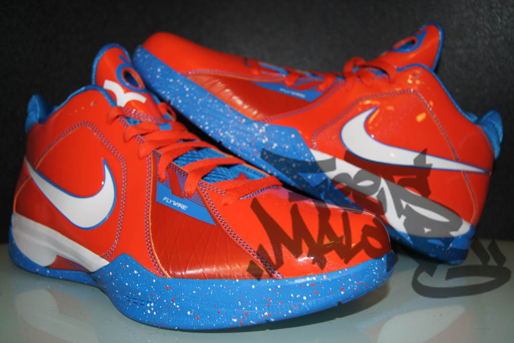 Kevin Durant Career High Shoes