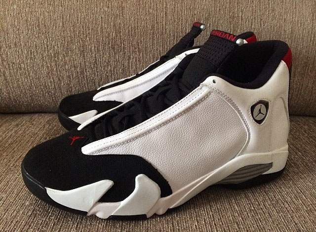 Air Jordan XIV 14 Black Toe
