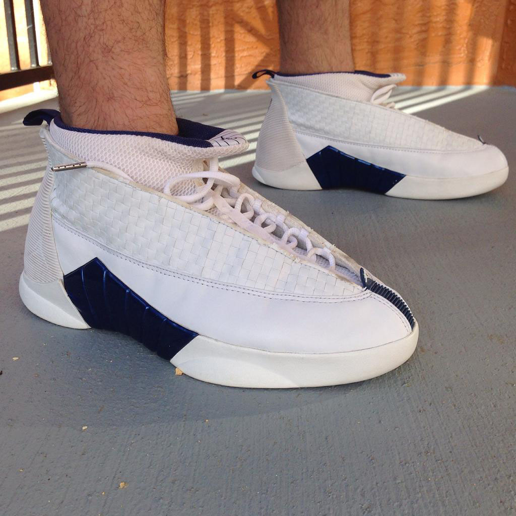 267c60c3ccc817 Sole Collector Spotlight  What Did You Wear Today  - 3.10.15