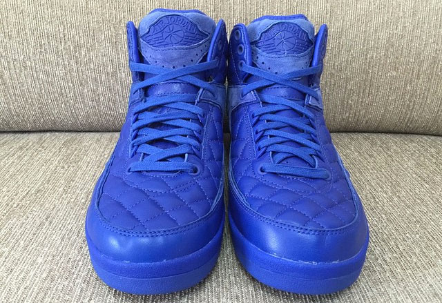 9d731f2464f The 'Quilted' Leather Air Jordan 2 May Be A Just Don Collaboration ...