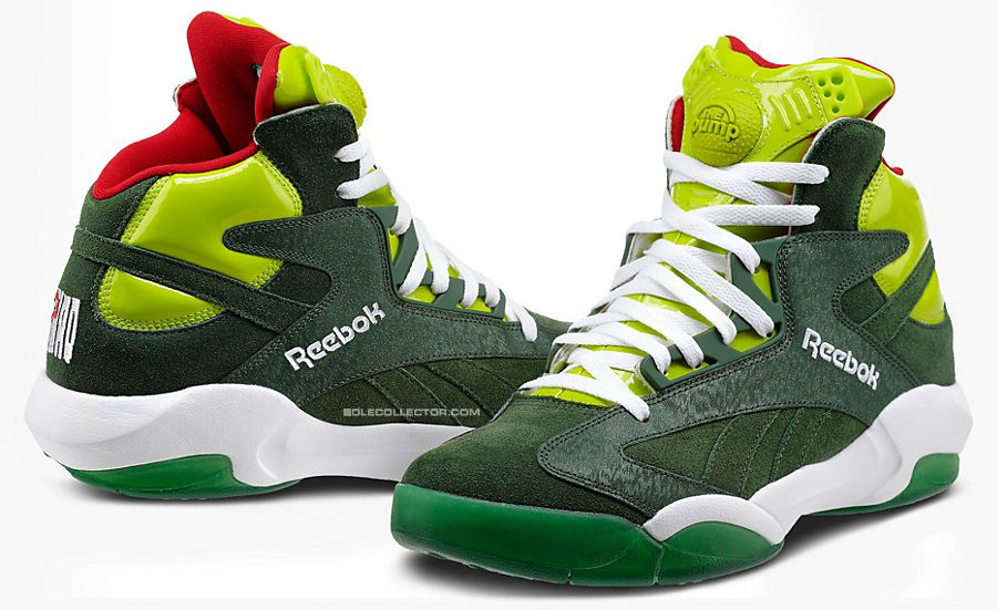 Reebok Shaq Attaq Ghost of Christmas Present V61428 (1)