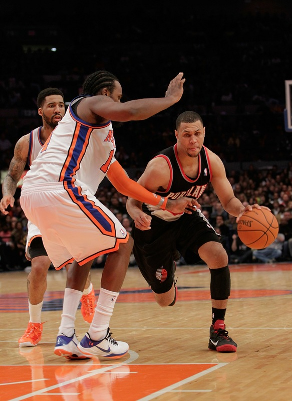 ... PE Nike Zoom Hyperfuse Brandon Roy Player Exclusive - Photo Courtesy of  Yahoo 8a86d119d874