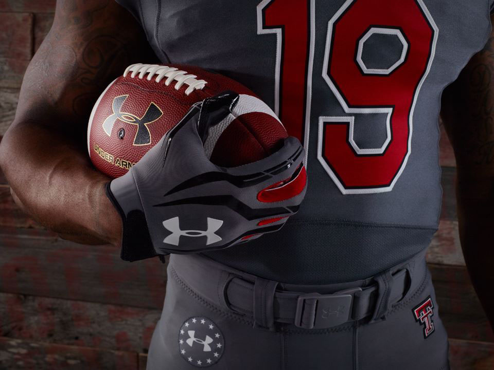 Under Armour Unveils 2013 Texas Tech Lone Survivor Uniforms (8)