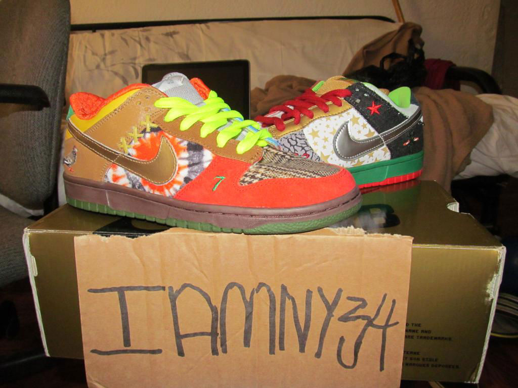 "Spotlight // Pickups of the Week 8.18.13 - Nike Dunk Low SB ""What The Dunk"" by iamny34"