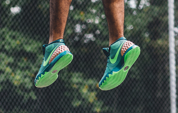 kyrie 1 australia on feet