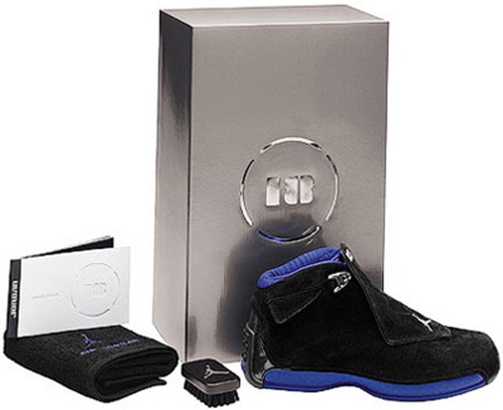 remembering the very last sneakers michael jordan wore in the nba sole collector. Black Bedroom Furniture Sets. Home Design Ideas