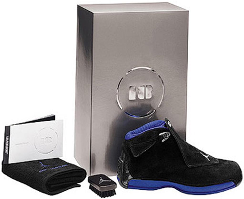 Remembering the Very Last Sneakers Michael Jordan Wore in ...