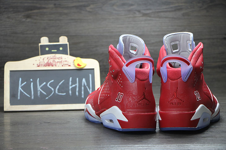 Air Jordan VI 6 Slam Dunk 717302-600 (11)