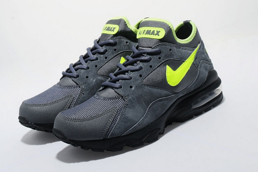 Nike Air Max 93 size? Exclusive in Grey Volt