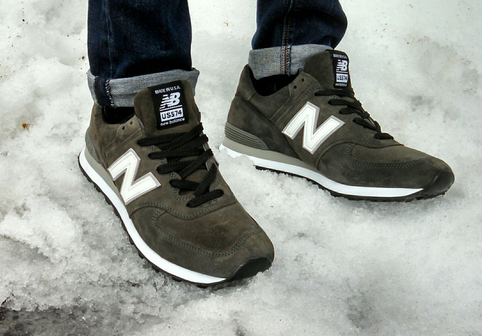 This New Balance 574 is Winter Ready | Sole Collector