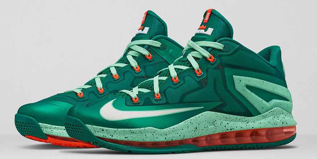 newest cb0ae 2753a The LeBron 11 is not done yet. Here s an official look at the latest  colorway set to release.