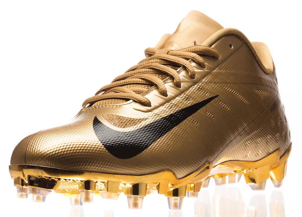 nike elite 11 gold cleats