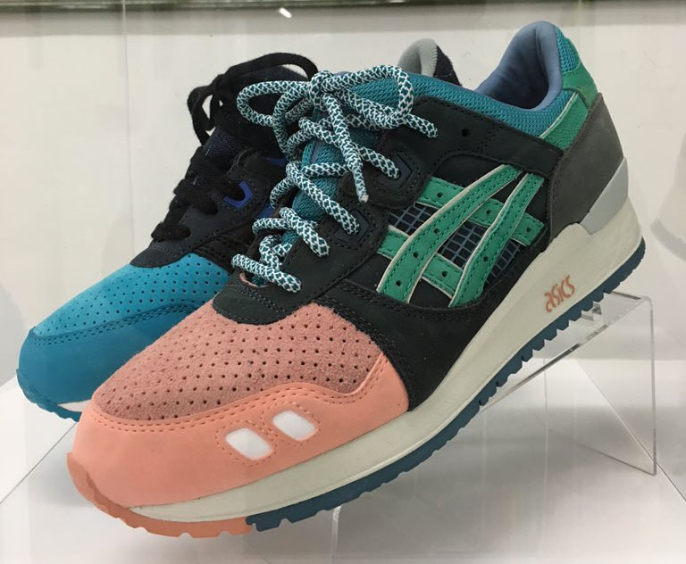 All of Ronnie Fieg s Best Asics Gel-Lyte III Designs In One  edc621e0a