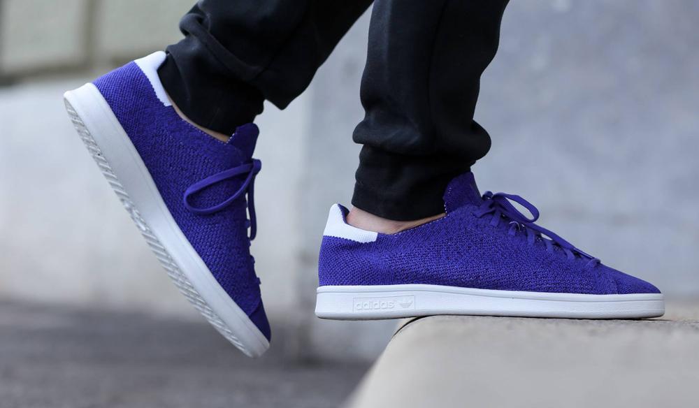 Adidas Stan Smith Blue Colour