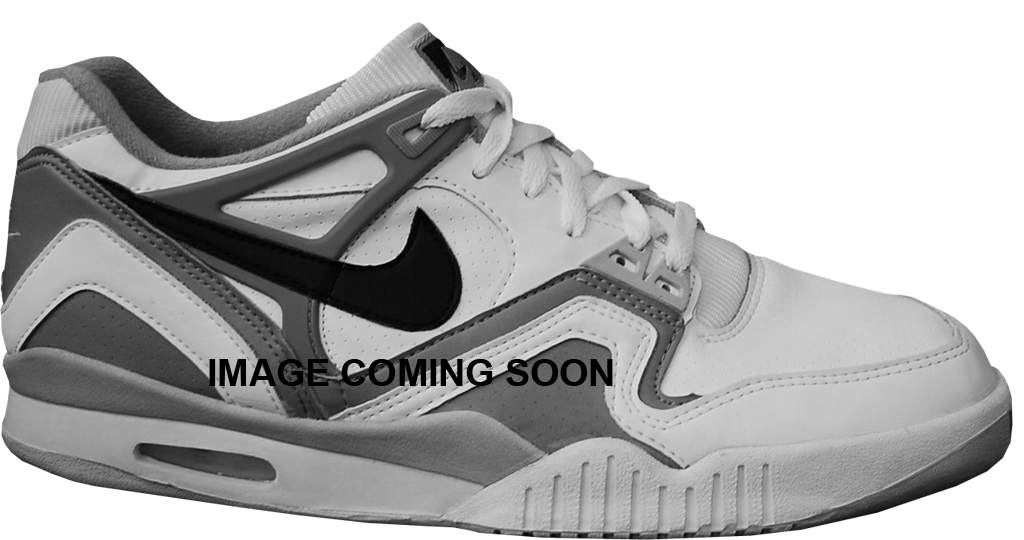 newest 6abba cc289 Nike Air Tech Challenge II Low 7284 White Zane Grey-New Spruce-Hot Lava