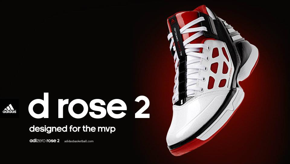 9b6bf5d8ea3 adidas adiZero Rose 2 Flash Sale on Facebook