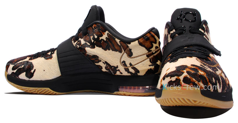 separation shoes a32d1 76828 Nike KD VII 7 EXT QS Pony Hair 716654-001 (2)