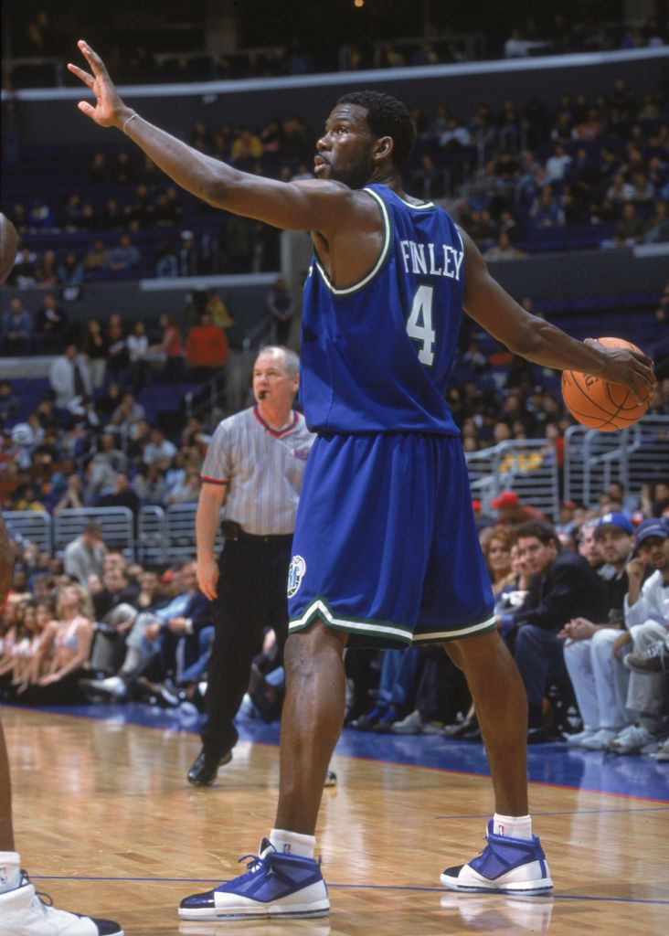 Air Jordan XVI 16 Michael Finley Dallas Cowboys PE (1)