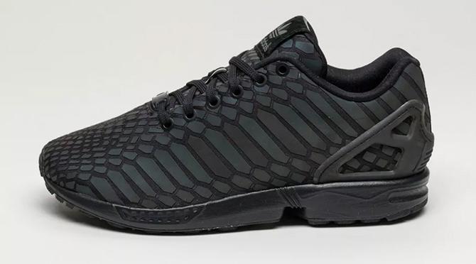 Adidas Zx Flux Blackout