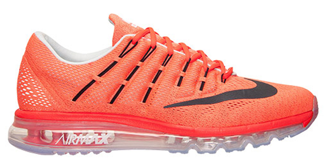 Nike Air Max 2016 Oranje